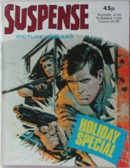 Suspense Picture Library Holiday Special 1977 - 1981 #1981