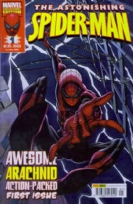 The Astonishing Spider-Man (2nd Series) 2007 - 2009 #1