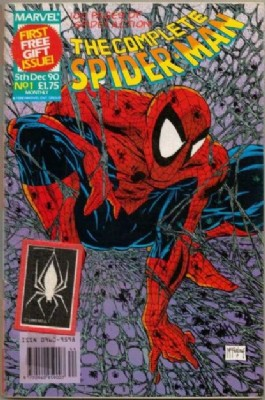 The Complete Spider-Man #1
