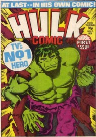 Incredible Hulk Comic 1979 - 1980 #1