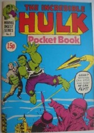 Incredible Hulk Pocket Book 1980 - 1981 #2
