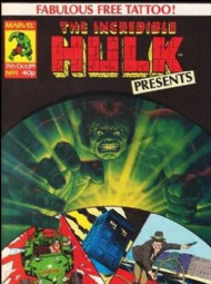Incredible Hulk Presents 1989 #1