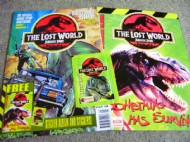 The Jurassic Park: Lost World 1997 #1