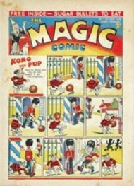 The Magic Comic 1939 - 1941 #1