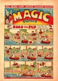 The Magic Comic 1939 - 1941 #2