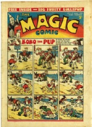 The Magic Comic 1939 - 1941 #3