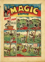 The Magic Comic 1939 - 1941 #4