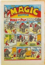 The Magic Comic 1939 - 1941 #6