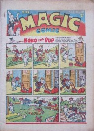 The Magic Comic 1939 - 1941 #7