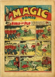 The Magic Comic 1939 - 1941 #8