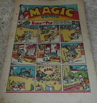 The Magic Comic 1939 - 1941 #10