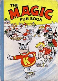 The Magic Fun Book 1940 - 1941 #1940