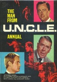 The Man From U.N.C.L.E. Annual 1967 - 1970 #1968