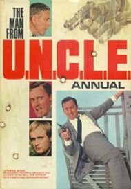 The Man From U.N.C.L.E. Annual 1967 - 1970 #1969