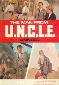 The Man From U.N.C.L.E. Annual 1967 - 1970 #1970