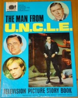 The Man From U.N.C.L.E. Television Storybook #1969