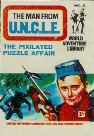 The Man From Uncle World Adventure Library 1967 #3