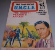 The Man From Uncle World Adventure Library 1967 #7