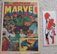 The Mighty World of Marvel (1st Series) 1972 - 1983 #2