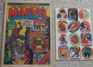 The Mighty World of Marvel (1st Series) 1972 - 1983 #3