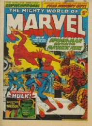 The Mighty World of Marvel (1st Series) 1972 - 1983 #4