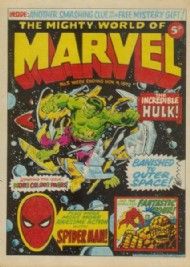 The Mighty World of Marvel (1st Series) 1972 - 1983 #5