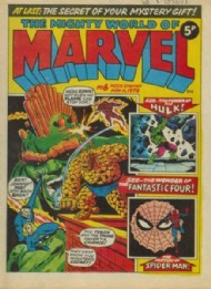 The Mighty World of Marvel (1st Series) 1972 - 1983 #6