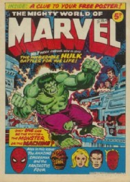 The Mighty World of Marvel (1st Series) 1972 - 1983 #7