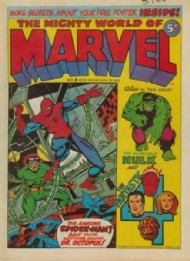 The Mighty World of Marvel (1st Series) 1972 - 1983 #8