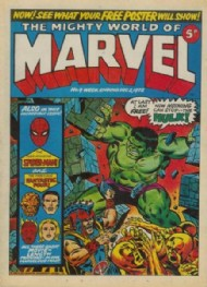 The Mighty World of Marvel (1st Series) 1972 - 1983 #9