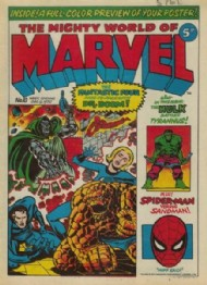 The Mighty World of Marvel (1st Series) 1972 - 1983 #10