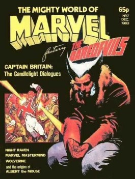 The Mighty World of Marvel (2nd Series) #7