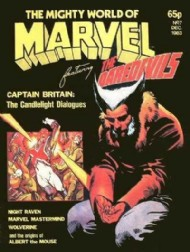 The Mighty World of Marvel (2nd Series) 1983 - 1984 #7