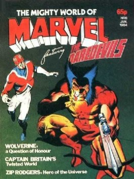 The Mighty World of Marvel (2nd Series) #8
