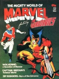 The Mighty World of Marvel (2nd Series) 1983 - 1984 #8