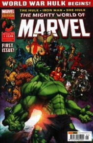 The Mighty World of Marvel (4th Series) 2009 - #1
