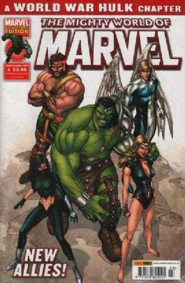 The Mighty World of Marvel (4th Series) #3