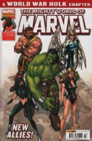 The Mighty World of Marvel (4th Series) 2009 - #3