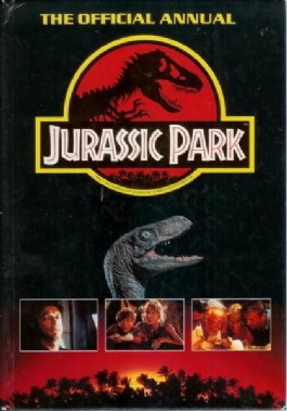 The Official Jurassic Park Annual #1993