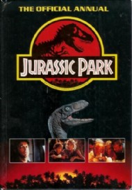 The Official Jurassic Park Annual 1993 #1993