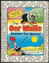 The Oor Wullie Summer Fun Special 1980 - 1993 #1980