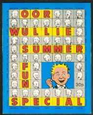 The Oor Wullie Summer Fun Special 1980 - 1993 #1981