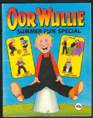 The Oor Wullie Summer Fun Special 1980 - 1993 #1983