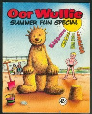 The Oor Wullie Summer Fun Special 1980 - 1993 #1984