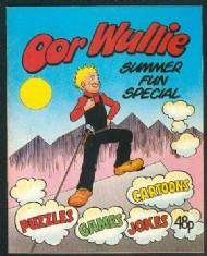 The Oor Wullie Summer Fun Special 1980 - 1993 #1985