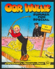 The Oor Wullie Summer Fun Special 1980 - 1993 #1986