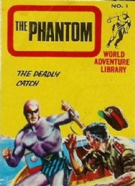 The Phantom World Adventure Library 1967 #1