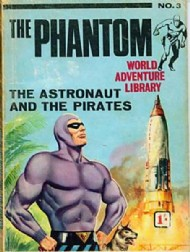 The Phantom World Adventure Library 1967 #3