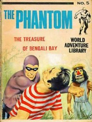 The Phantom World Adventure Library 1967 #5