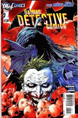 Detective Comics (2nd Series) #1